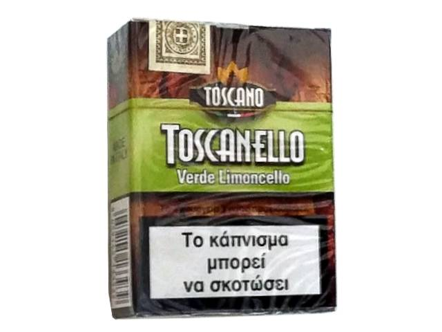 4301 - TOSCANELLO VERDE LIMONCELLO 5s