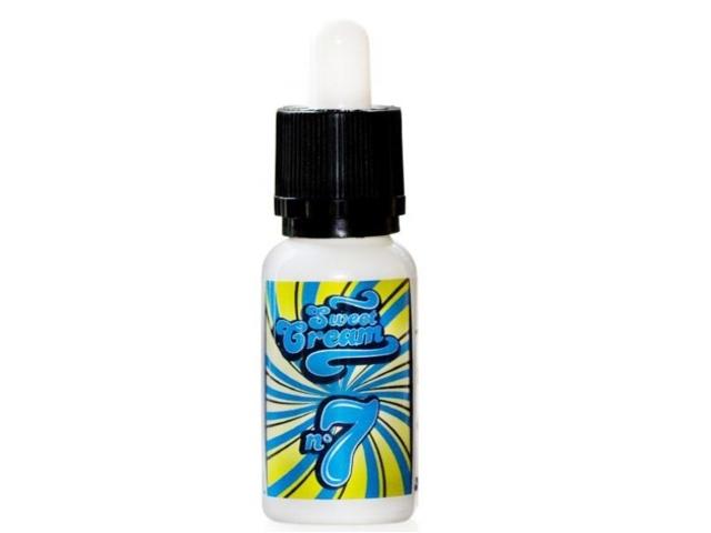 Υγρό αναπλήρωσης ELiquid France Sweet Cream No7 20ml (γιαούρτι βατόμουρο)
