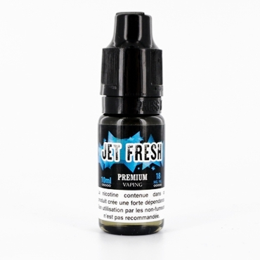 4333 - ���� ����������� ELiquid France Jet Fresh 20ml (����, ��������, ���������, ����������, ������)