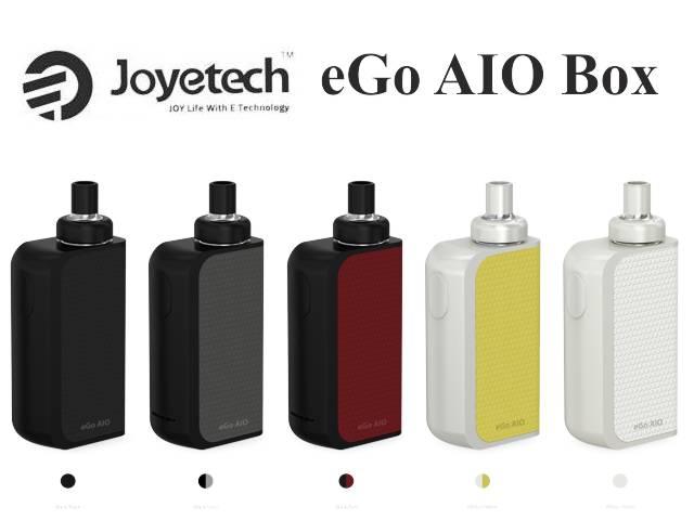 eGo AIO Box by Joyetech