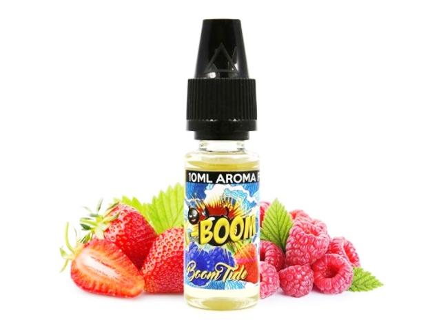 4368 - Άρωμα K-boom flavour BOOM TIDE (φράουλα βατόμουρο)10ml