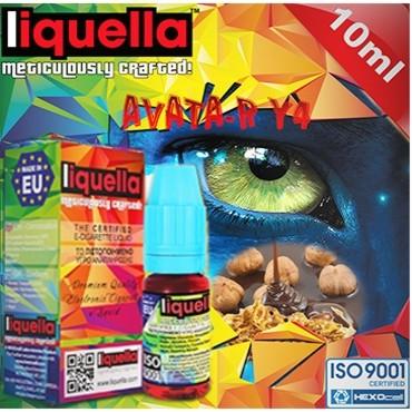 4372 - LIQUELLA AVATA-R Y4 (καπνός πραλίνα φουντούκι) 10ml