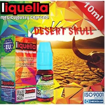 4373 - Υγρό αναπλήρωσης LIQUELLA DESERT SKULL 30ml (καπνικό)