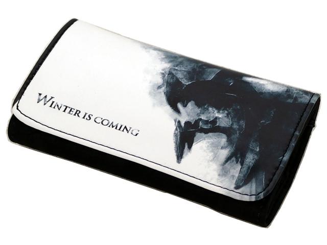 Καπνοθήκη VAROUGLI WINTER IS COMING μεσαίο μέγεθος με latex