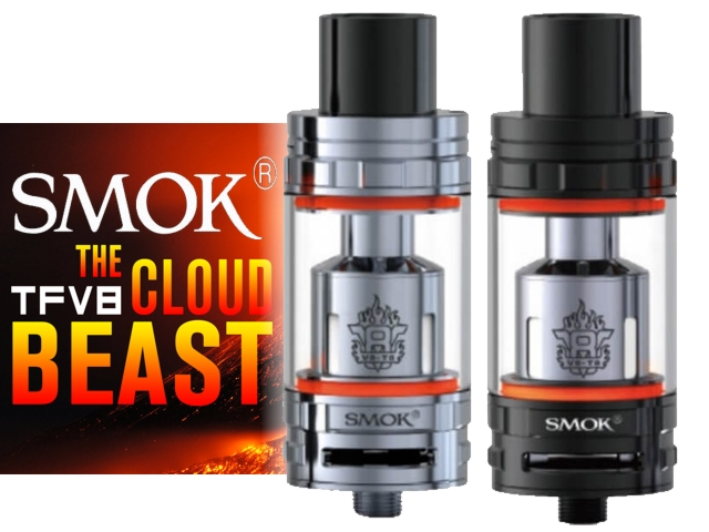 4388 - Επισκευάσιμος TFV8 CLOUD BEAST KIT by SMOK