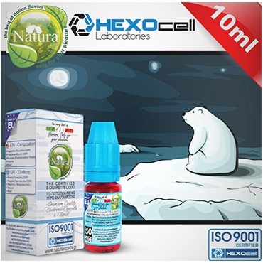 Natura POLAR BEAR MINT (μέντα) 10ml