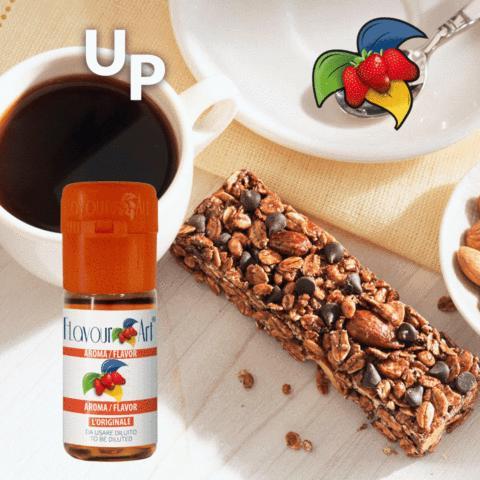Άρωμα Flavour Art UP flavor 10ml (κρέμα γάλακτος καφέ και δημητριακά)