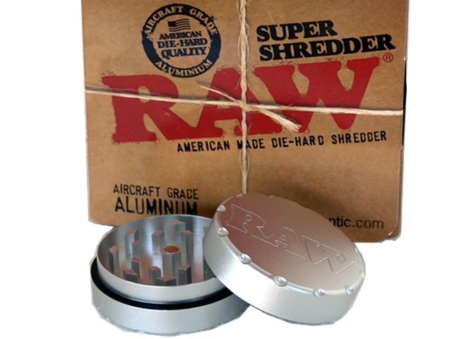 4437 - Τρίφτης καπνού RAW Super Shredder 5mm