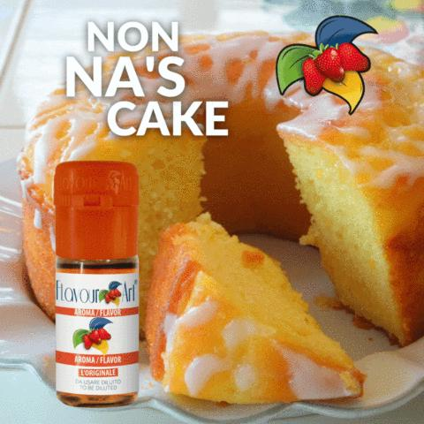 Άρωμα Flavour Art NONNAS CAKE 10ml (κέικ)