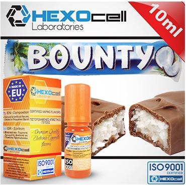 Άρωμα Hexocell CHOCO BOUNTY 10ml (καρύδα σοκολάτα κρέμα)