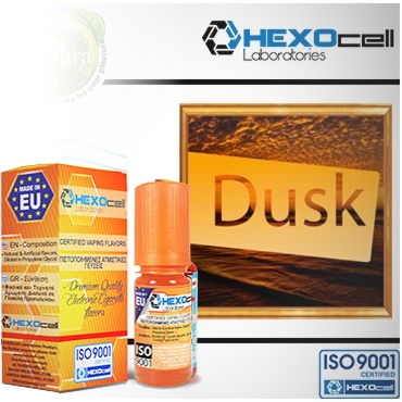 4474 - ����� Hexocell DUSK TOBACCO 10ml (�������)