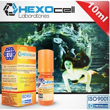 Άρωμα Hexocell LOST ATLANTIS 10ml (καπνός και φρούτα)
