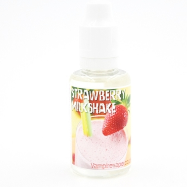 4513 - Άρωμα Vampire Vape Uk STRAWBERRY MILKSHAKE 30ml (φράουλα & milkshake)
