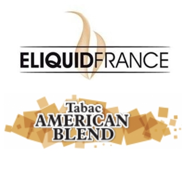 Άρωμα ELIQUID FRANCE AMERICAN BLEND 10ml (καπνικό)