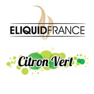 Άρωμα ELIQUID FRANCE GREEN LEMON 10ml