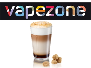 Vapezone CAFFEE LATINO 30ml (καφές κρέμα)