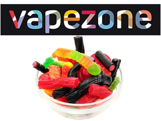 Vapezone CANDY FRUITS 30ml (ζελεδάκια και καραμέλες)