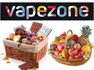 Vapezone CRAZY FRUIT MIX 30ml (γλυκά και φρούτα)