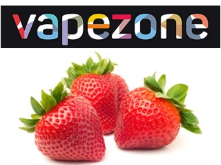4552 - Vapezone Strawberry 30ml (φράουλα)