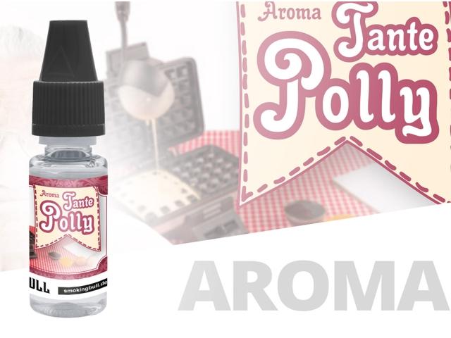 4588 - Άρωμα Smoking Bull TANTE POLLY 10ml (βάφλα με κρέμα)