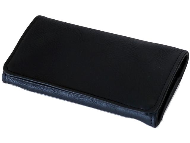 Καπνοθήκη ΔΙΕΘΝΕΣ μαύρη μεγάλη 44401-012 NEW