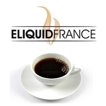Άρωμα ELIQUID FRANCE BLACK COFFEE 10ml (καφές)