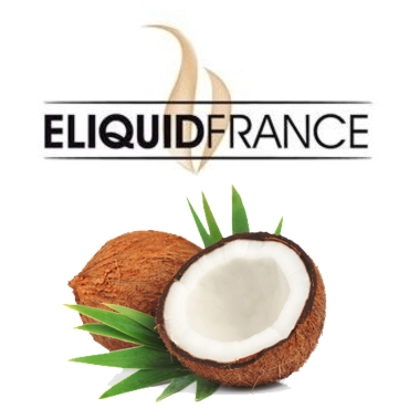 Άρωμα ELIQUID FRANCE COCONUT 10ml (καρύδα)