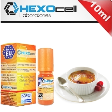 Άρωμα Hexocell CREAM BRULEE (κρέμα) 10ml