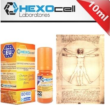 4709 - Άρωμα Hexocell DA VINCI TOBACCO 10ml (καπνικό)