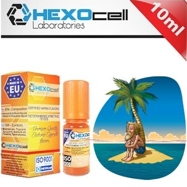 4710 - Άρωμα Hexocell DESERT ISLAND 10ml