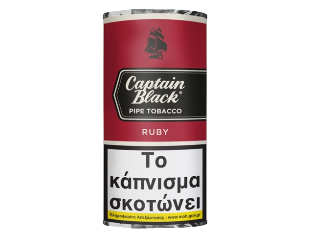 Καπνός πίπας CAPTAIN BLACK RUBY 50g (κεράσι)