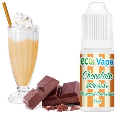 4750 - Άρωμα Eco Vape CHOCOLATE MILKSHAKE 10ml