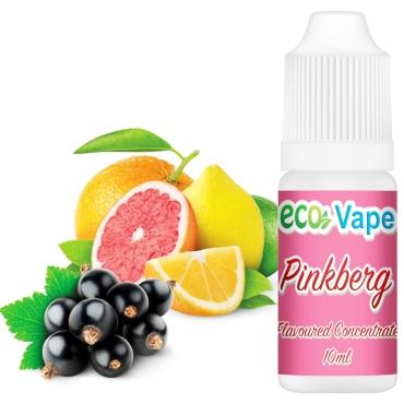 4769 - Άρωμα Eco Vape PINKBERG 10ml (φραγκοστάφυλο λεμόνι πορτοκάλι)