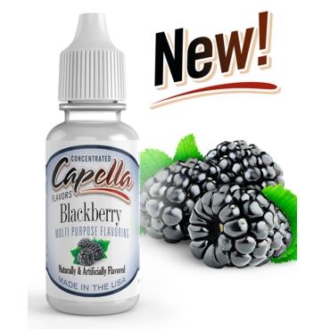 4819 - Άρωμα Capella Blackberry 13ml (μαύρο μούρο)