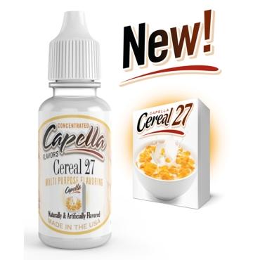 4827 - Άρωμα Capella Cereal 27 13ml (κορν φλέικς)