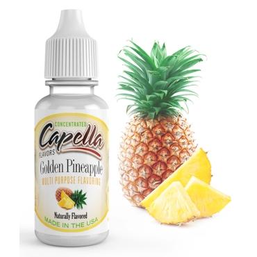 4841 - Άρωμα Capella Golden Pineapple 13ml (ανανάς)