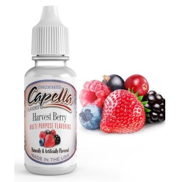 Άρωμα Capella Harvest Berry 13ml (mix βατόμουρα)