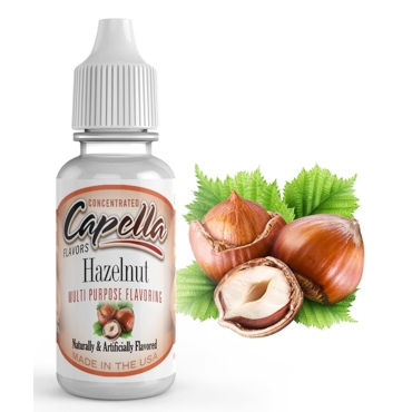 4845 - Άρωμα Capella Hazelnut 13ml (φουντούκι)