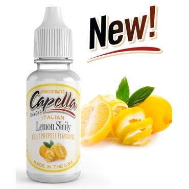 4848 - Άρωμα Capella Italian Lemon Sicily 13ml (λεμόνι Σικελίας)