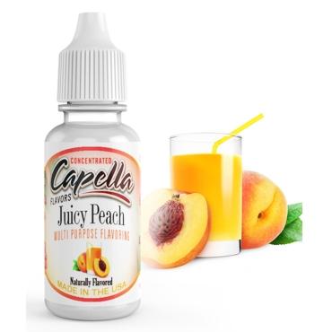4852 - Άρωμα Capella Juicy Peach 13ml (ροδάκινο)