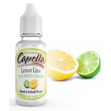 4853 - Άρωμα Capella Lemon Lime 13ml (lime & λεμόνι)