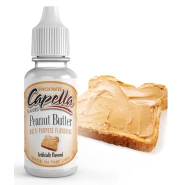 4857 - Άρωμα Capella Peanut Butter V2 13ml (φυστικοβούτηρο)