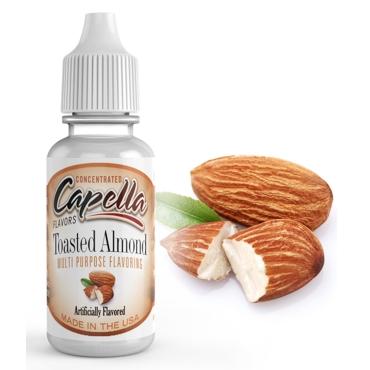 4871 - Άρωμα Capella Toasted Almond 13ml (ψημένο αμύγδαλο)