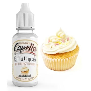 4873 - Άρωμα Capella Vanilla Cupcake 13ml (Βανίλια καπκέικ)