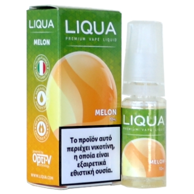 Liqua MELON 10ml (πεπόνι)