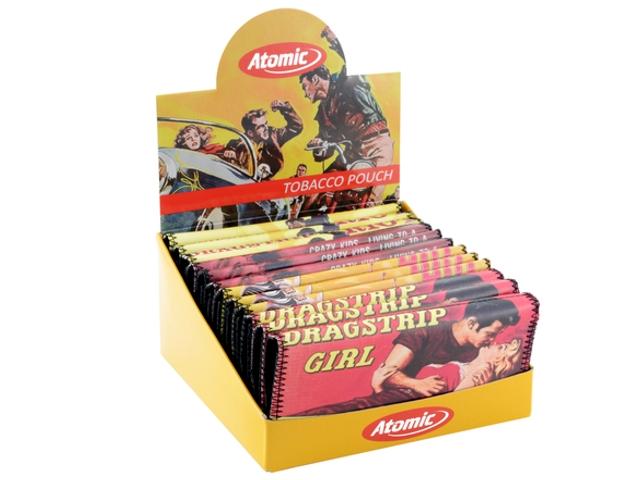 Κουτί με 12 καπνοθήκες Atomic WP Hot Rod Vixens 0405909