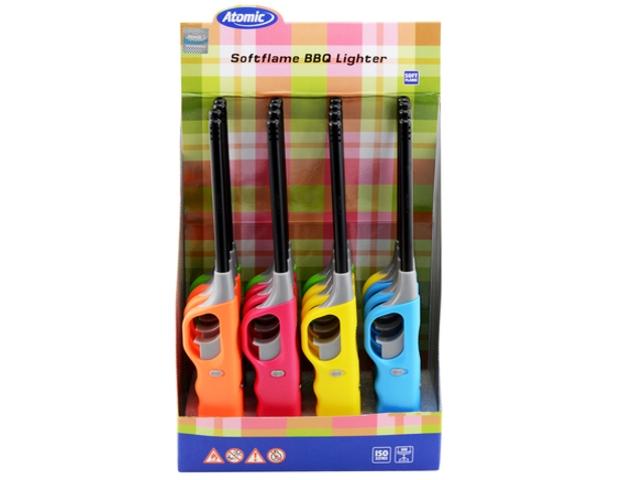 4958 - Κουτί με 16 αναπτήρες μακρύς Atomic BBQ Annie 4011100 28cm