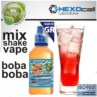 NATURA MIX SHAKE VAPE bOba bOba 30/60ML (γλυκό αναψυκτικό)