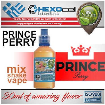 NATURA MIX SHAKE VAPE PRINCE PERRY 30/60ML (καπνικό)
