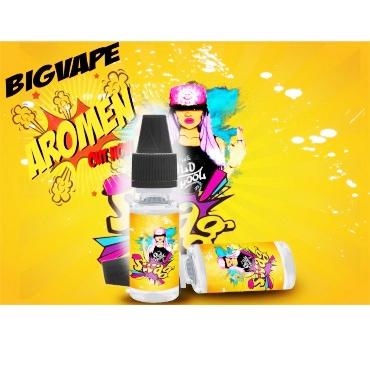 5061 - Άρωμα Big Vape SWAG 10ml (λεμόνι με μέντα)